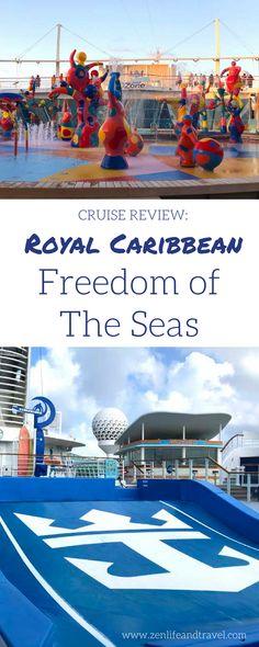 Cruise Review: Royal Caribbean Freedom of the Seas | Caribbean Cruise | #royalcaribbean #freedomoftheseas #cruise #cruiseship #cruisetips