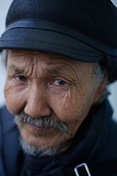 Old Yakutia Man - Yakutsk (Якутск), Yakutia, Siberia