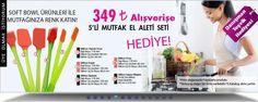 5 Lİ MUTFAK EL ALETİ SETİ..HEDİYE http://www.farmasi.peacocksem.com/