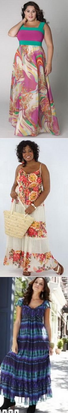 222 beautiful summer dresses for the full -