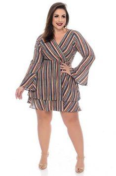 Plus size fashion For Women Special Occasions - Plus size fashion For Women Under 30 - - Short Plus size fashion Summer - - Plus Size Mini Dresses, Vestidos Plus Size, Plus Size Fashion For Women Summer, Fashion For Women Over 40, Plus Size Vintage Clothing, Looks Plus Size, Street Style, Short, Nice Dresses