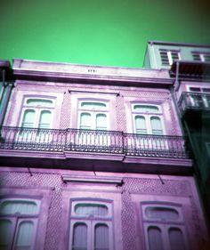 LomoChrome Purple / Diana F+