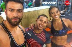 #Repost @eliecerguerra507  Fuerte inicio de semana Ya tu entrenastes en @powerclubpanama  Digale @luigipalacios6 @demic7pa  #YoEntrenoEnPowerClub  #teameliecer #fit #fitness #photo #photooftheday #models #training #health #crossfit #healthy #PowerFit #Calle7Panama