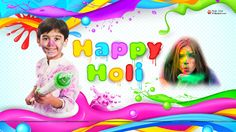 Happy Holi HD Wallpaper 1080p