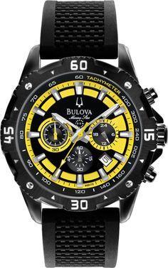 Bulova Marine Star Collection. $399-Available at Valdosta Vault