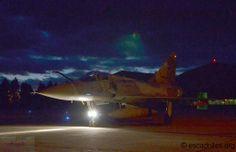 French Armée de l'Air recon Dassault Mirage F-1CR.