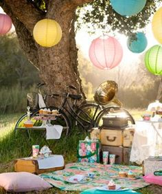 Das Wetter wird schön, packen Sie den Picknickkorb! #summertime