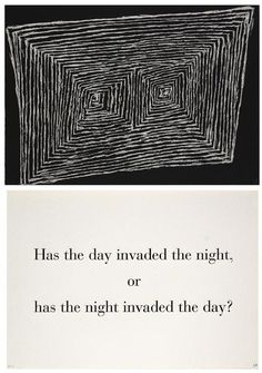 Louise  Bourgeois - What is the Shape of This Problem_ Title Page
