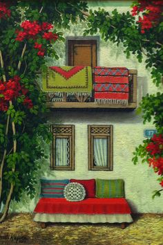 Günseli Kapucu Eserleri Hall Painting, Restaurant Pictures, House Painter, Red Light Green Light, Turkish Art, Acrylic Painting Techniques, Decoupage Paper, Pastel Art, Abstract Photography