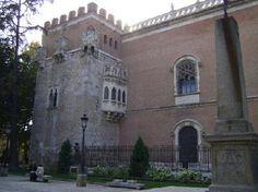 Archbishop's Palace of Alcalá de Henares, birthplace of Queen Katherine of Aragon