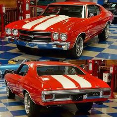 70 Chevy Chevelle SS...Beep Beep Repin brought to you by #CarInsuranceagents at #HouseofInsurance in #Eugene/Springfield