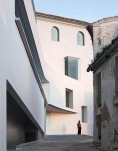 Sanjosé_cara_large  Málaga, Spain  Ayuntamiento de Archidona  Rehabilitación del Colegio Menor de la Plaza Ochavada  Ramon Fernandez-Alonso