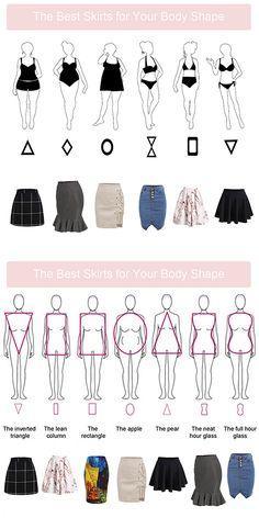 Find the best skirt for yourself at MAKEMECHIC.COM