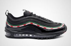 innovative design 15854 2a8b0 Buy and sell authentic Air Max 97 UNDFTD Black shoes and thousands of other  Nike sneakers with price data and release dates.