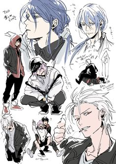 さやか (@tnprykmr35) のツイート - ツイセーブ Drawing Poses, Manga Drawing, Manga Art, Anime Art, Character Concept, Character Art, Arte Indie, Image Manga, Poses References