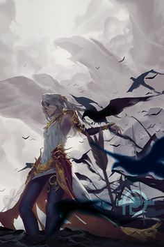 Patreon - Omen by shilin on DeviantArt