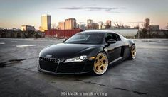 Audi r8 clean tunning