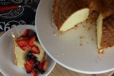 Gluten Free Sour Cream Pound Cake — Lynn's Kitchen Adventures