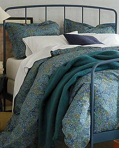 Banjara Duvet Covers And Pillow Shams Crate And Barrel