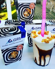 On Trend Marketing specialises in customised promotional gifts, such as mints in tins, magnets and desk items such as mousepads and deskpads. Chocolate Pizza, Gourmet Popcorn, Milkshakes, Mint, Instagram, Food, Pizza, Milkshake, Essen