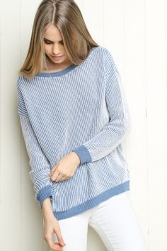 Cara Knit Sweater