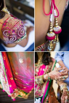 Desi Weddings @ http://ViyahShadiNikah.Tumblr.com/ Image by:Especially Amy