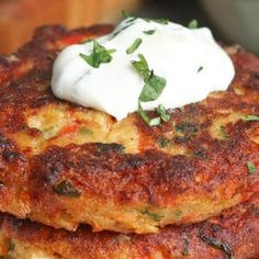 Southern Salmon Croquettes are a soul food classic! These easy salmon cakes are taken up a notch with one SECRET ingredient that makes them so delicious! Fried Salmon Patties, Pan Fried Salmon, Salmon Patties Recipe, Best Salmon Recipe, Salmon Recipes, Fish Recipes, Seafood Recipes, Recipies, Dinner Recipes