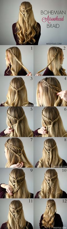 bohemian-arrowhead.braid-tutorial