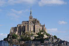 Francia, Mont Saint Michel: Foto de Jordi Puiggali