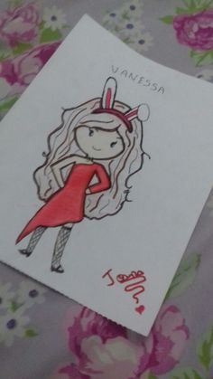 Desenho EXCLUSIVO meu JOANA