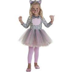 Kitty Cat Cutie Toddler Halloween Costume  sc 1 st  Pinterest & girl cat halloween costumes | Girls Black Cat Costume | Halloween ...