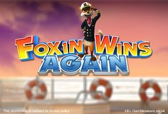 Witness Mr. Fox's splendid mansion and luxurious life. Play Foxin Wins Again now at Vegas Paradise and win lots of riches! #slots #casino   Sign up to get £5 now!!