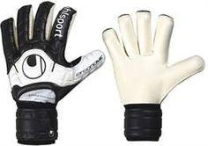 Uhlsport Ergonomic Supersoft S.F. Roll Finger Football Goalkeeper Gloves