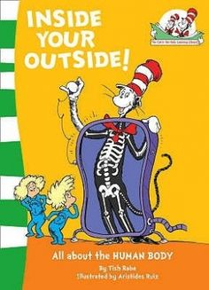 Dr Seuss teaches what your body needs to be healthy w zany rhymes and quirky illustrations #kidsyoga
