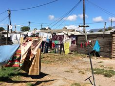 Langa Township Cape Town, South Africa Feb. 2015