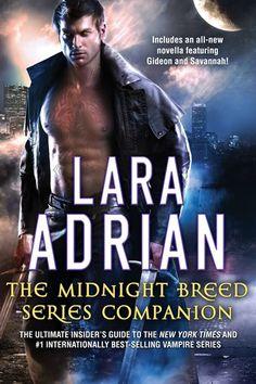 The Midnight Breed Series Companion by Lara Adrian: http://thereadingcafe.com/the-midnight-breed-companion-by-lara-adrian-a-review/