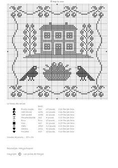 Free Cross Stitch Charts primitive crow | visit ribbonwoodcottage blogspot com