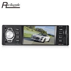 """Hot Sale 1 Din Car MP5 Player 4.1"""" HD Display Car Audio Video MP5 Player with FM USB SD AUX Ports Support Rear View Camera"""