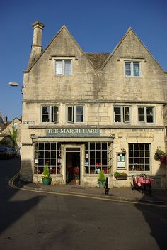 Painswick Bistro - Cotswolds, England Best hotel ever!! So many wonderful memories here!