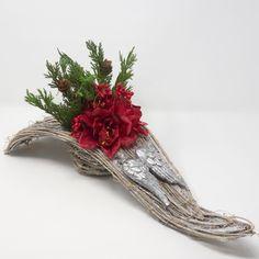 Trauergesteck Holz mit Engel und Amaryllis Amaryllis, Crown, Jewelry, Angel, Timber Wood, Corona, Jewlery, Jewerly, Schmuck