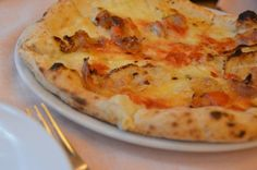 Pizza with Pancetta