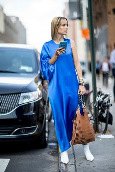 The Best Street Style Looks From New York Fashion Week Spring 2018 - Fashionista