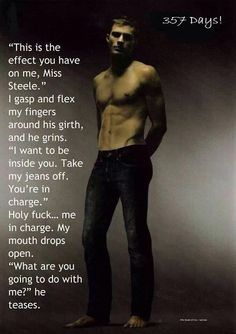 Credits to the owner (I have no idea who! 50 Shades Freed, Fifty Shades Of Grey, 50 Shades Trilogy, Beautiful Film, Christian Grey, Jamie Dornan, Hot Guys, James Patrick, My Style