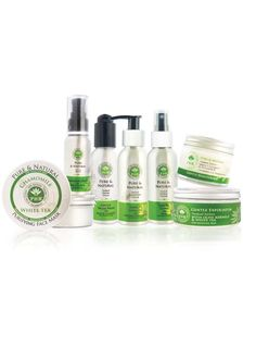 Complete Gentle Skin Care Range from PHB