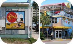 Charleston - Folly Beach // carnet d'adresse