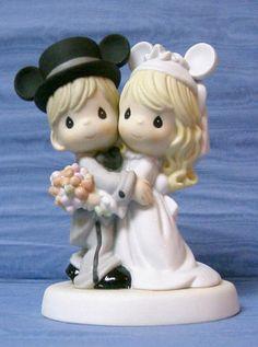 precious moments disney wedding