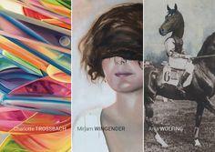 Mirjam Wingender: Kunst im März