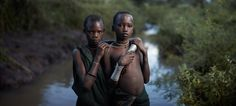 Suri Tribe Territory, Lower Omo Valley, Ethiopia by Joey Lawrence