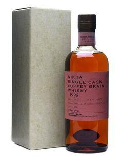 Nikka 1995 Coffey Grain Whisky