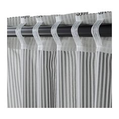 IKEA GULSPORRE curtains, 1 pair The curtains can be used on a curtain rod or a curtain track. Ikea Curtains, Curtains And Draperies, No Sew Curtains, Home Curtains, Hanging Curtains, Beige Curtains, Curtains Living, Curtain Patterns, Curtain Designs